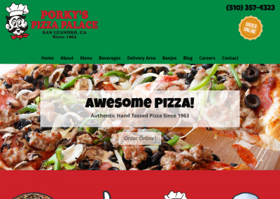 Porky's Pizza Palace