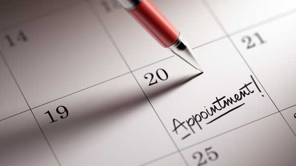 5 reasons to add online appointment scheduling to your website
